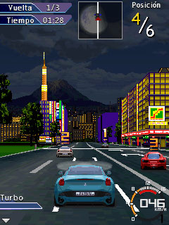 Download free game for mobile phone: Ferrari GT 2 Revolution - download mobile games for free.