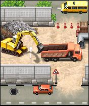 Mobile game Zero kilometre - screenshots. Gameplay Zero kilometre.
