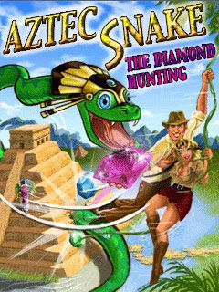 Aztek Snake: The Diamond Hunting