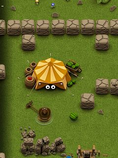 Mobile game Pipyakas - screenshots. Gameplay Pipyakas.