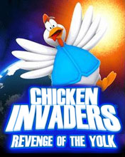 Chicken Invaders Revenge Of The Yolk
