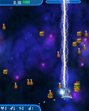 Mobile game Chicken Invaders Revenge Of The Yolk - screenshots. Gameplay Chicken Invaders Revenge Of The Yolk.