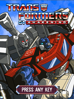 download game transformers g1 awakening 320x240