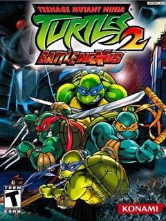 TMNT 2: Battle Nexus