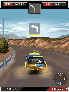 Download free mobile game: Colin McRae: Dirt 2D/3D - download free games for mobile phone.