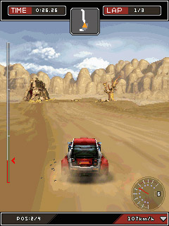 Mobile game Colin McRae: Dirt 2D/3D - screenshots. Gameplay Colin McRae: Dirt 2D/3D.