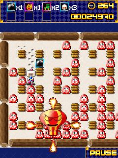 jogo bomberman para celular java 320x240