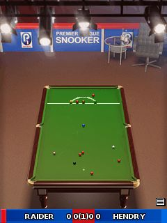 Download free mobile game: Ronnie O'Sullivans: World Snooker 2010 - download free games for mobile phone.