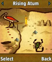 Download free mobile game: Luxor 2 - download free games for mobile phone.