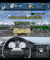 Mobile game Road Chase - screenshots. Gameplay Road Chase.