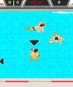 Download free mobile game: Water Polo - download free games for mobile phone.
