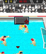 Download free game for mobile phone: Water Polo - download mobile games for free.