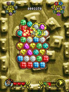 Download free game for mobile phone: Nick Diamond's: Jewel Towers - download mobile games for free.