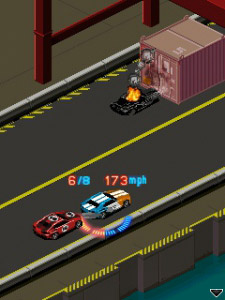 Download free mobile game: Split Second Velocity - download free games for mobile phone.