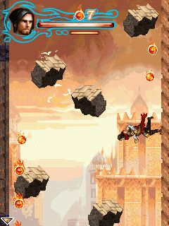 Download free mobile game: Prince of Persia: The Forgotten Sands - download free games for mobile phone.