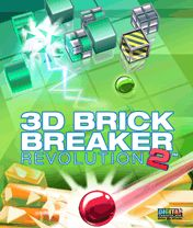 3D Brick Breaker Revolution 2