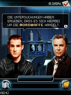o jogo csi crime scene investigation