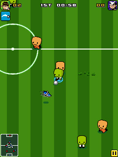 Toon Cup Java Game For Mobile Toon Cup Free Download