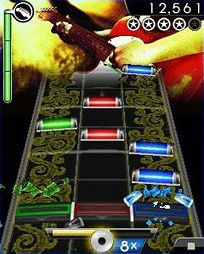 Download free game for mobile phone: Rock Band Mobile - download mobile games for free.