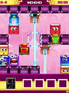Download free game for mobile phone: Lively Cubes - download mobile games for free.