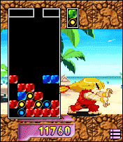 Download free game for mobile phone: Super Puzzle Fighter II Turbo - download mobile games for free.