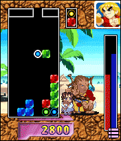 Mobile game Super Puzzle Fighter II Turbo - screenshots. Gameplay Super Puzzle Fighter II Turbo.