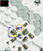 Mobile game 1941 Frozen Front - screenshots. Gameplay 1941 Frozen Front.