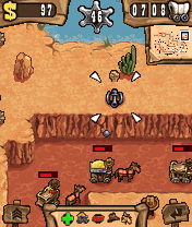 Download free game for mobile phone: Guns'n'Glory - download mobile games for free.
