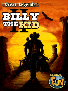 Great Legends: Billy The Kid II