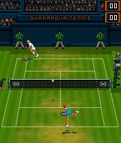 Download free mobile game: Maria Sharapova Tennis - download free games for mobile phone.