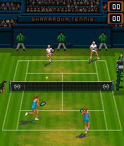 Download free game for mobile phone: Maria Sharapova Tennis - download mobile games for free.
