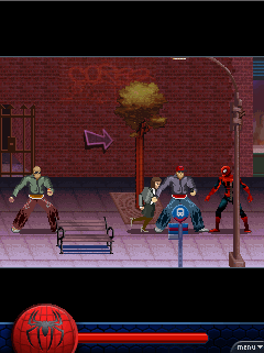 Download free mobile game: Spider-Man 3 - download free games for mobile phone.