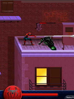 Mobile game Spider-Man 3 - screenshots. Gameplay Spider-Man 3.