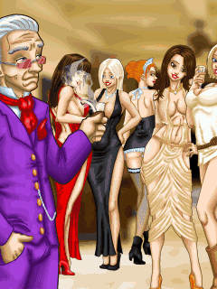 Download free game for mobile phone: Dirty Jack: Sех with Celebrities - download mobile games for free.