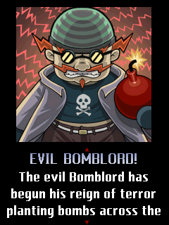 Download free mobile game: Bombtek - download free games for mobile phone.