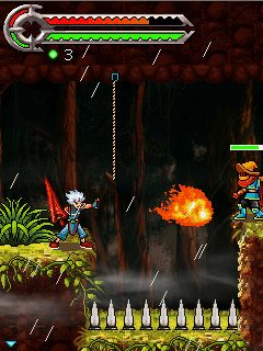 Download free game for mobile phone: Devil Hunter X - download mobile games for free.