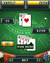Download free game for mobile phone: Sехy BlackJack - download mobile games for free.