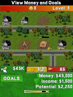 Скриншот java игры Build a lot 2: Town of the Year. Игровой процесс.