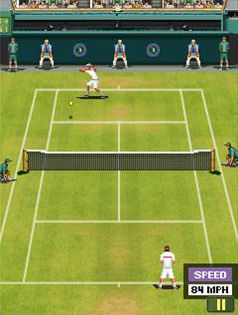 Download free mobile game: 2010 Ultimate Tennis: Centre Court - download free games for mobile phone.