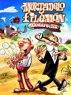 Mortadelo y Filemon: Armafollon