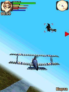 Download free game for mobile phone: 3D Dogfight 1916 - download mobile games for free.