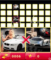 Jeu mobile Les MotoFilles - captures d'écran. Gameplay Moto Girls.