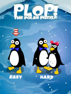 Download free mobile game: Plop! the polar puzzle - download free games for mobile phone.