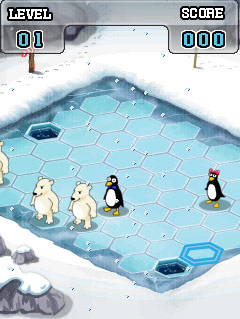 Mobile game Plop! the polar puzzle - screenshots. Gameplay Plop! the polar puzzle.