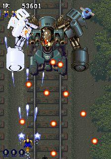 GunBird - java game for mobile. GunBird free download.