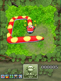 Download free mobile game: Snake 3 3D - download free games for mobile phone.