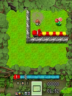 Freeware: Nokia 6300 Snake 3 Game