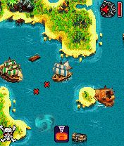 Download free mobile game: Pirates Ahoy - download free games for mobile phone.