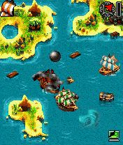 Jeu mobile Les Pirates Au Bord - captures d'écran. Gameplay Pirates Ahoy.