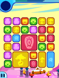 Mobile game Puzzlings - screenshots. Gameplay Puzzlings.